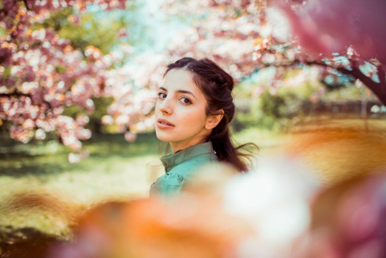 sedinta foto in gradina japoneza